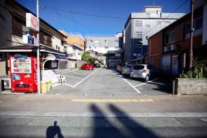 奄美市末広駐車場写真