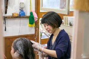美容室nico-hair 写真