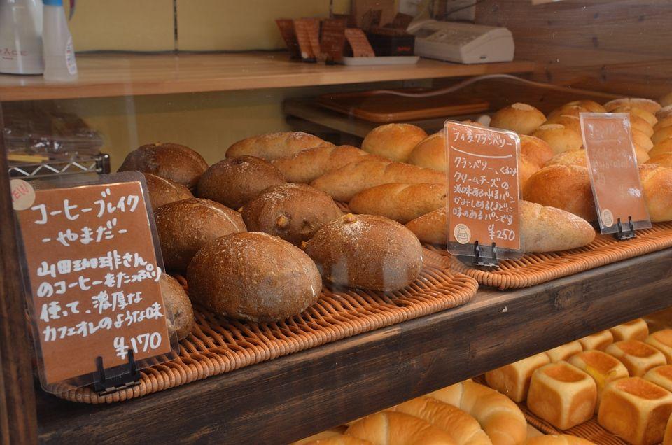 ほんわか笑顔に包まれる♪ココロ晴れるパン日和『晴れるベーカリー』