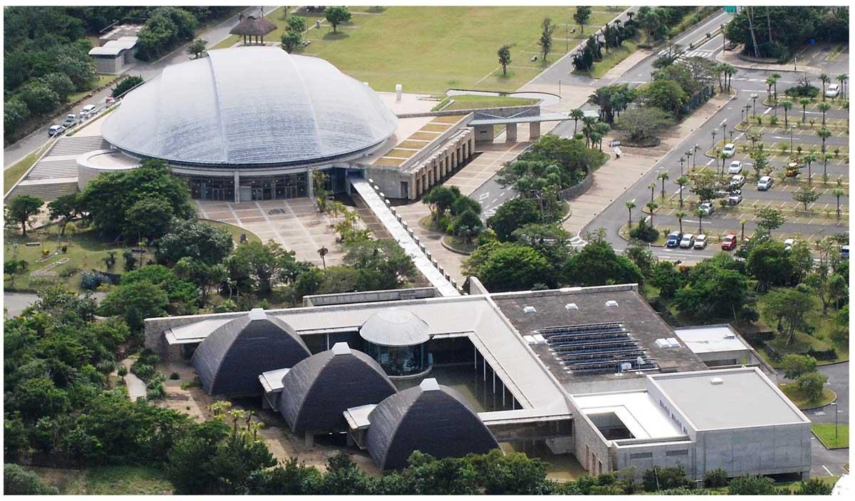 空港から車で5分!奄美群島最大の観光施設