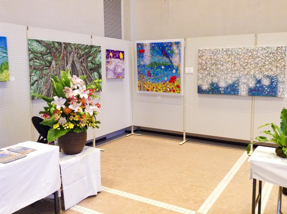 村上弘人絵画展