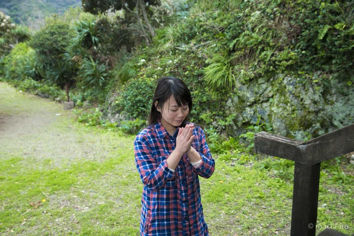 有良厳島神社参拝写真