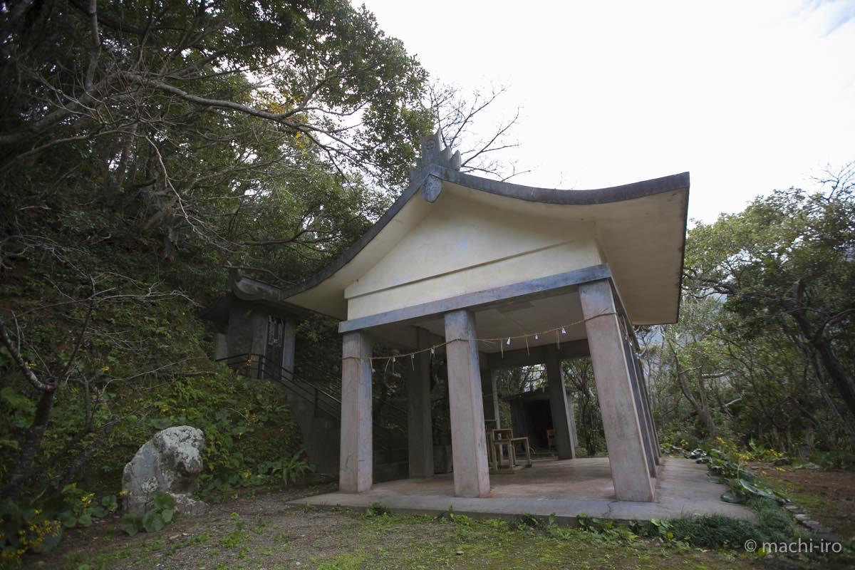 南洲神社写真