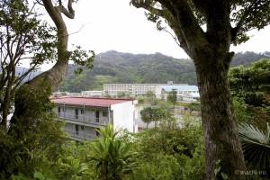 旧大島工業高校写真