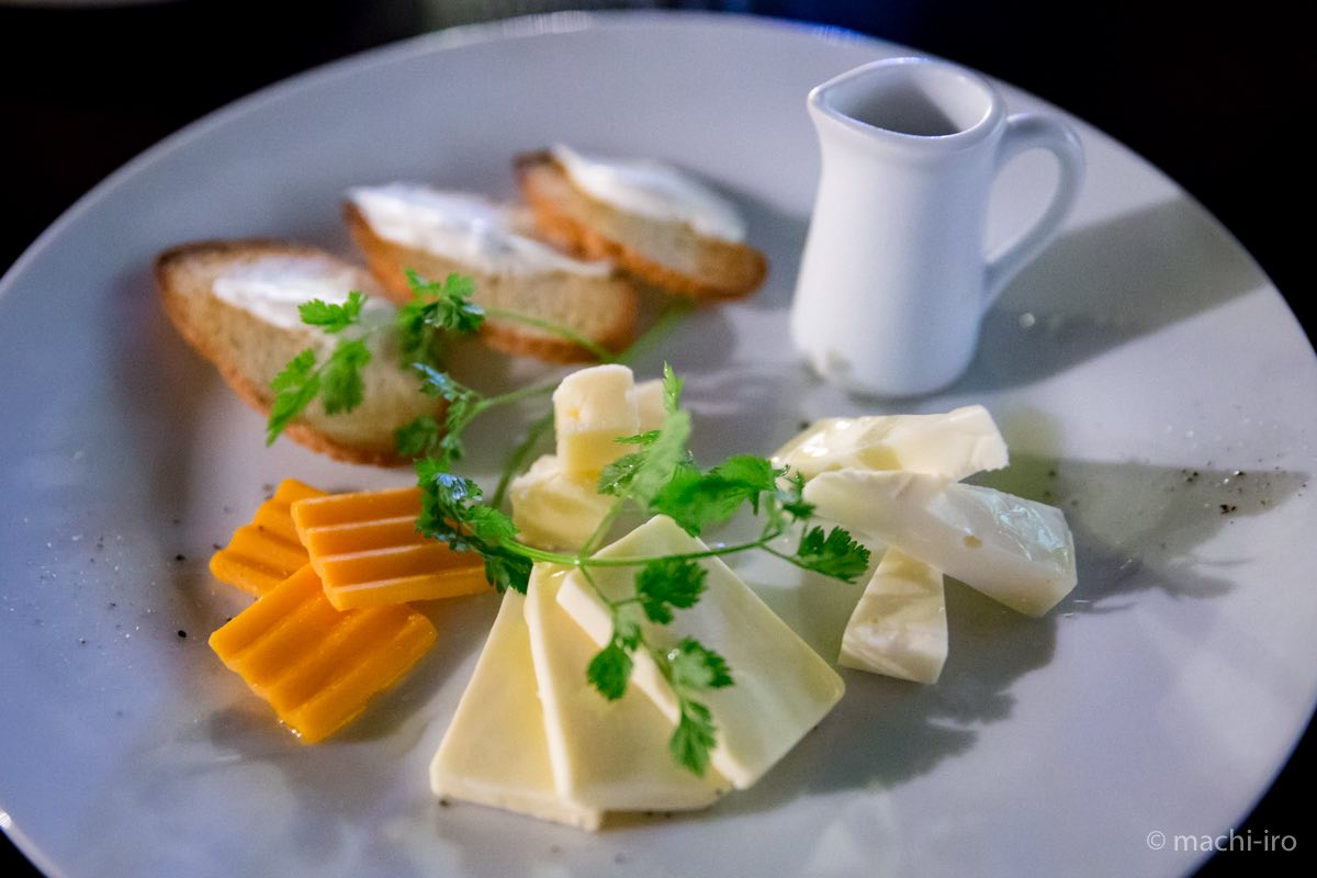 r.emiフォトレポ and チーズ盛写真