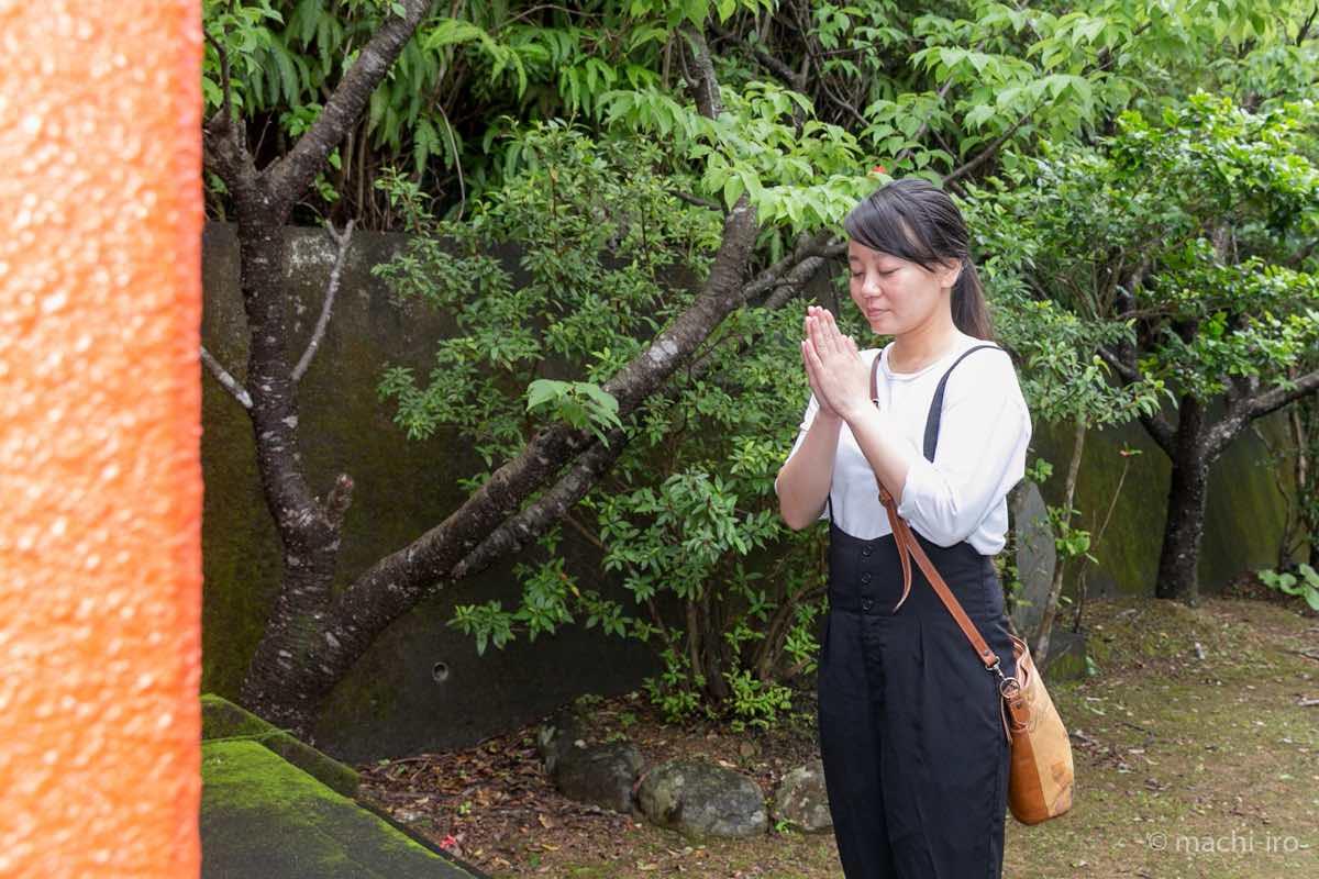 厳島神社(須古)参拝