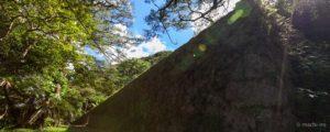 龍郷町秋名の琉球石垣バナー写真