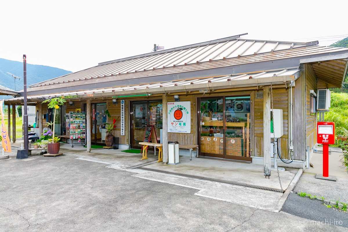 郷土料理研究会サン奄美 店舗写真