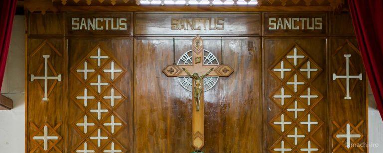 瀬留カトリック教会 バナー写真