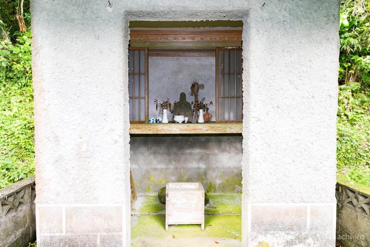 奄美 菅原神社 社殿 写真