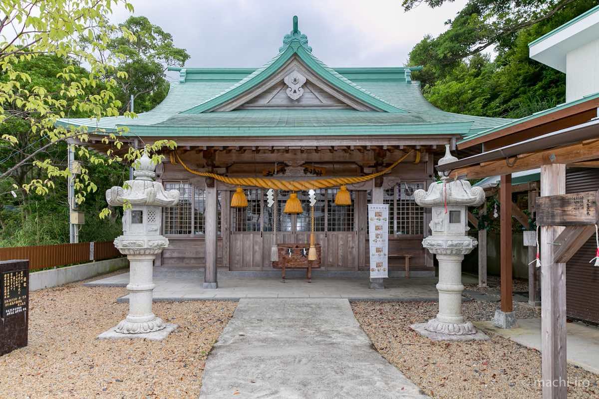 高千穗神社(古仁屋)
