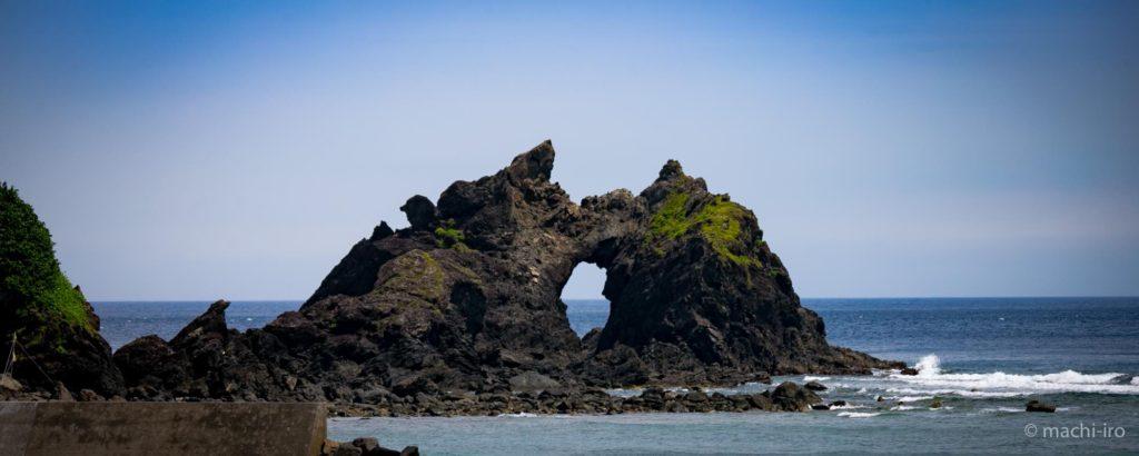 トゥルス奇岩バナー 写真