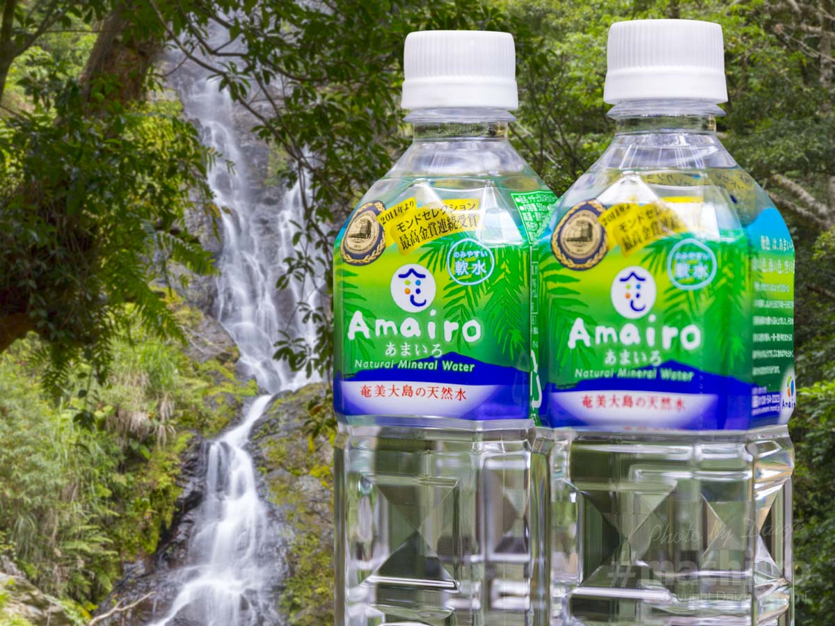 奄美大島の天然水 あまいろ