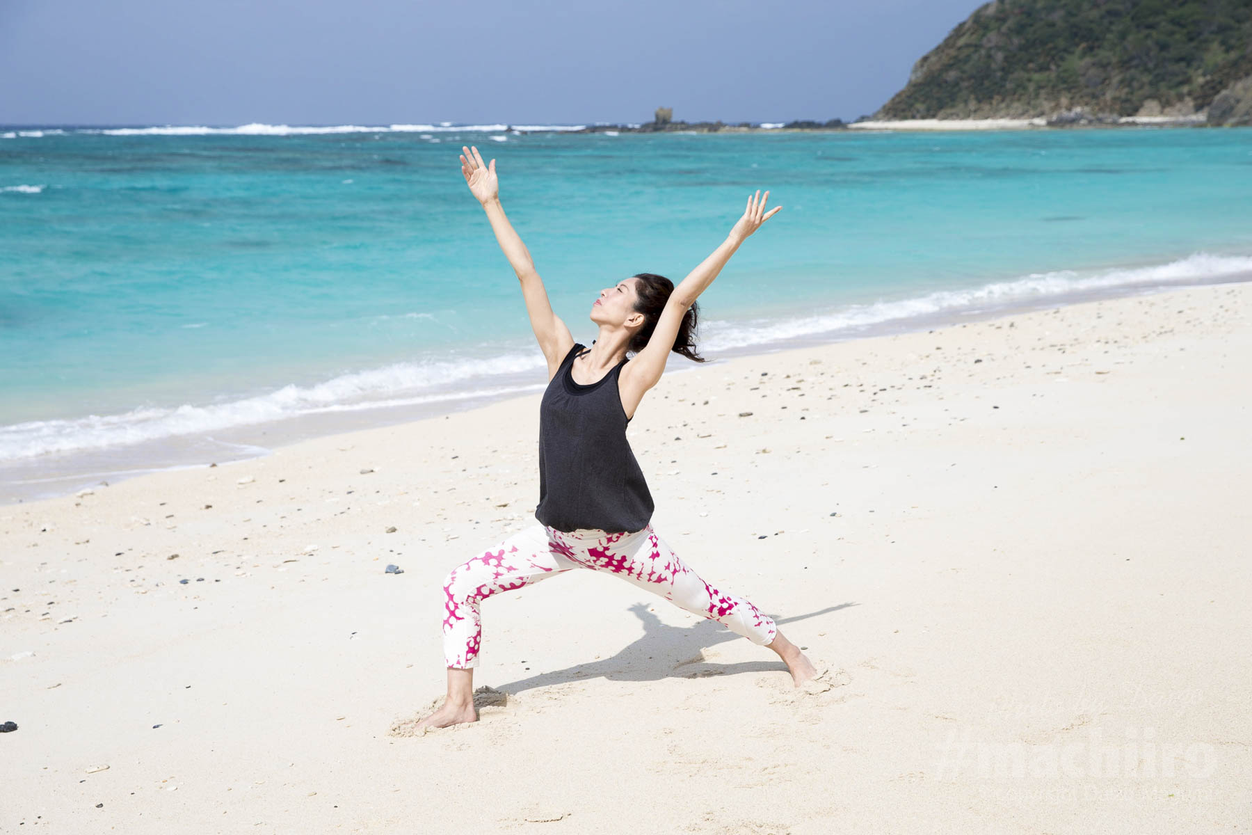 奄美発のヨガウェアamami ainaとめぐる奄美大島の絶景スポット18選