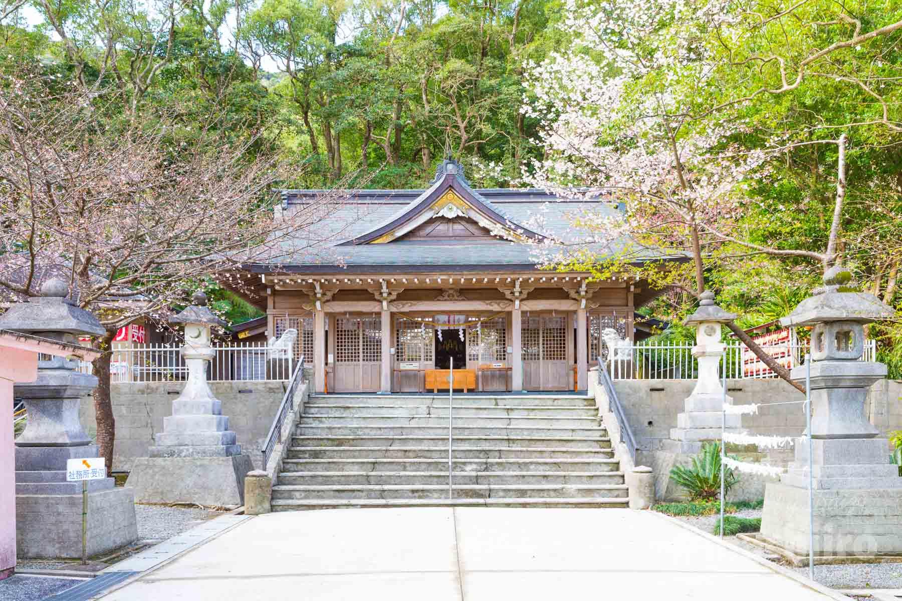 高千穗神社 正面写真