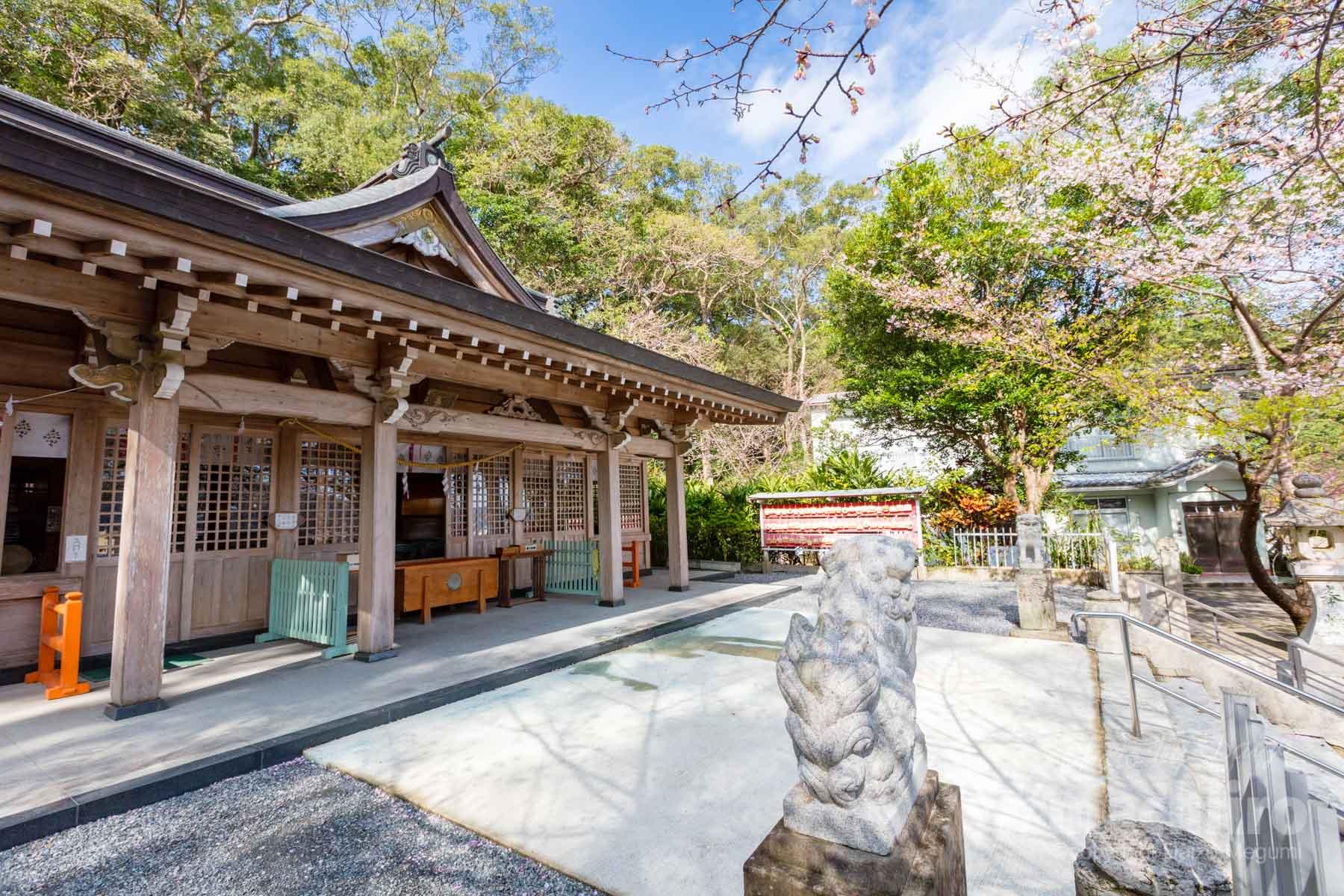 高千穗神社 奄美大島