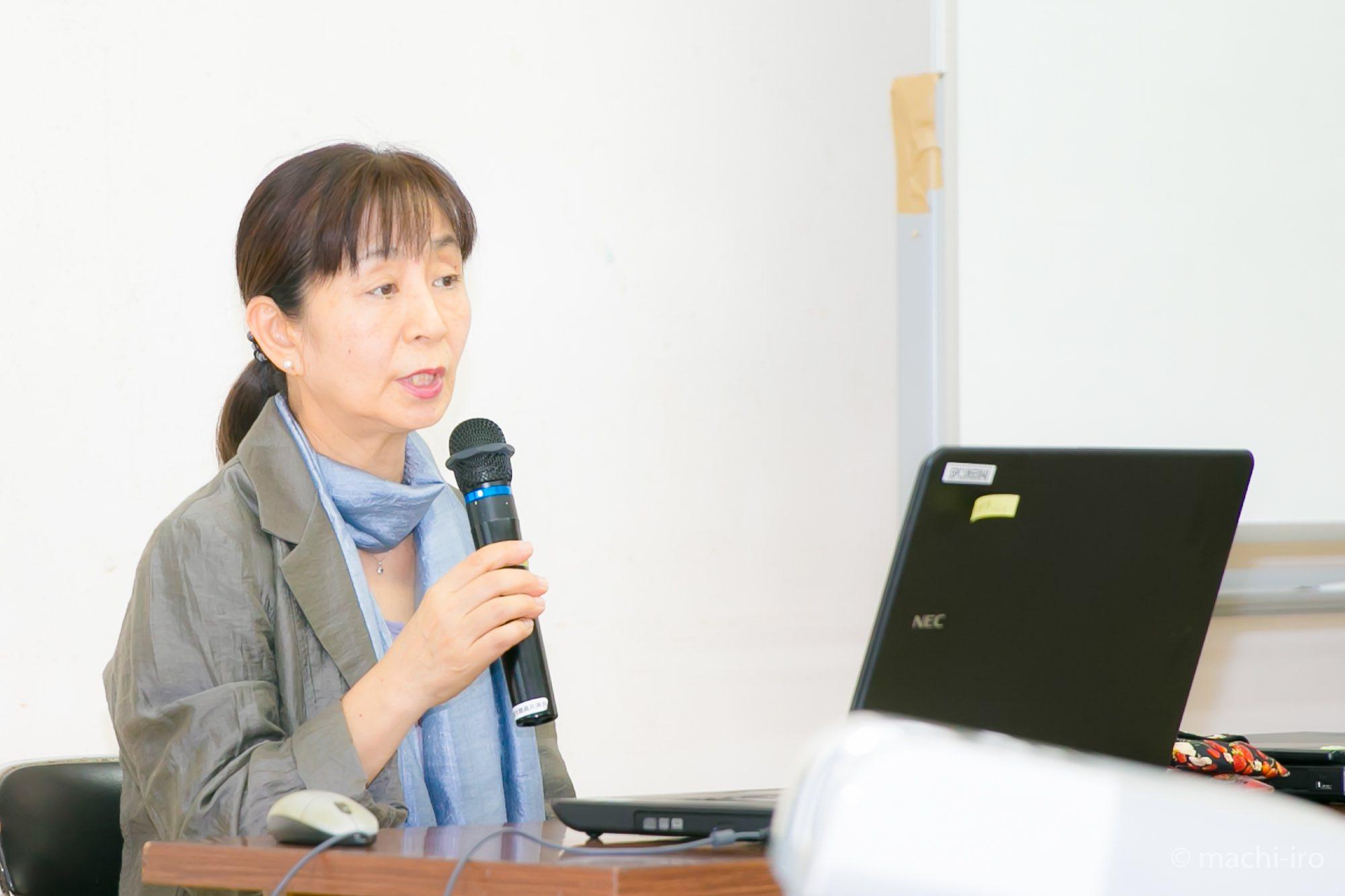 泉和子さん インタビュー