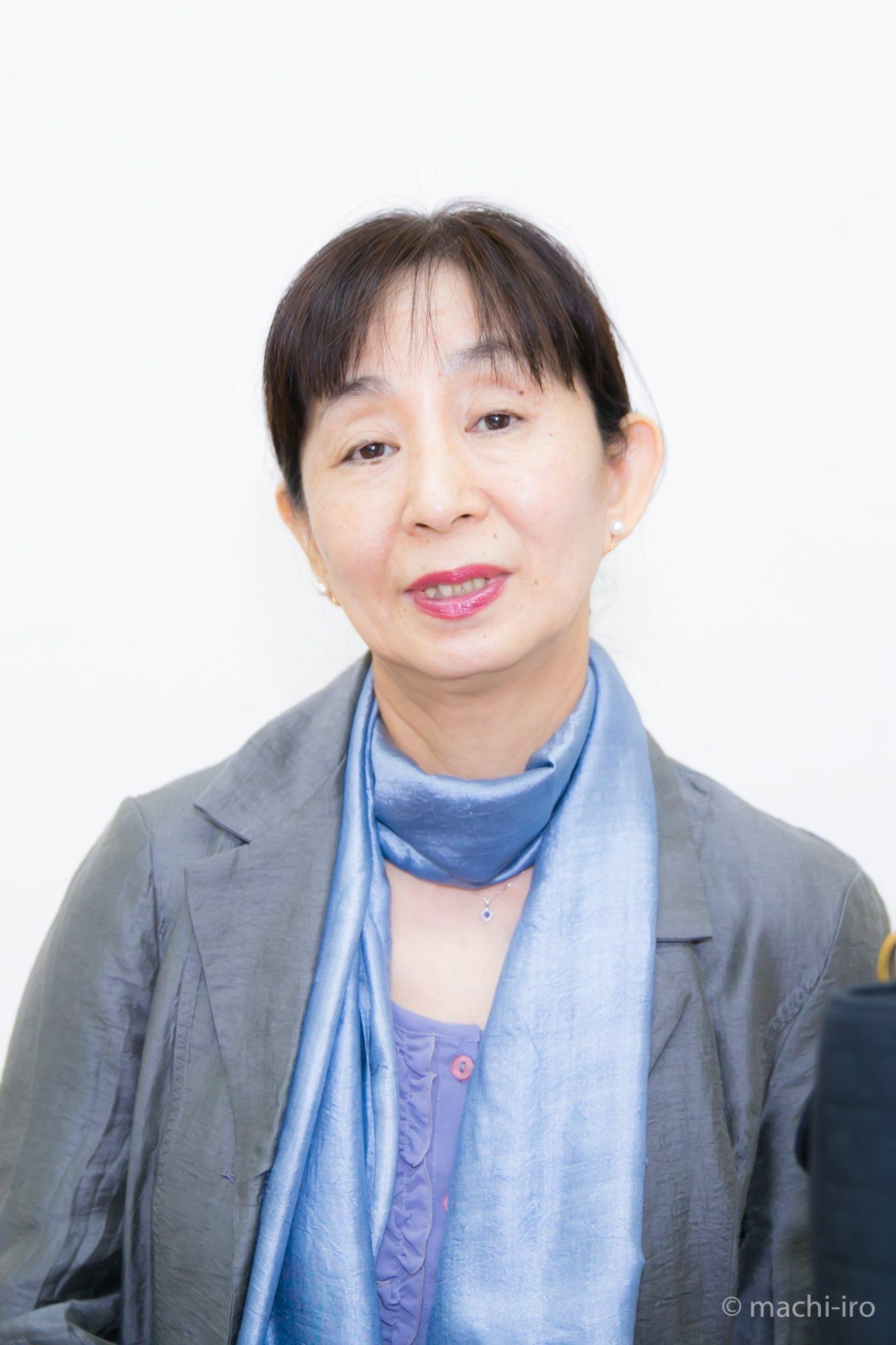 泉和子さん写真