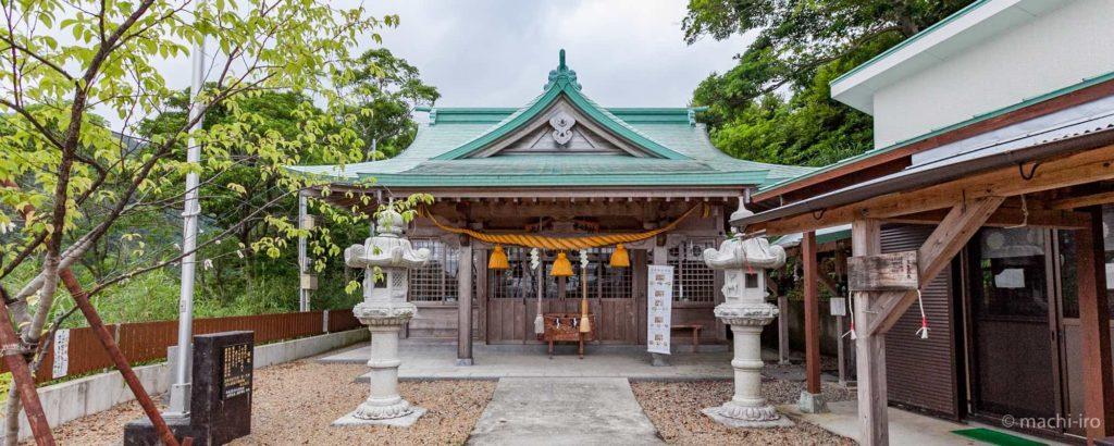 高千穂神社(古仁屋)バナー写真