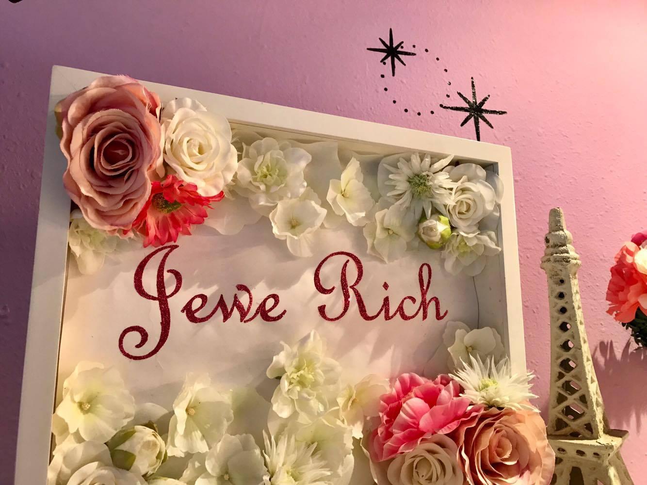 女子心をくすぐる♡キラッキラなJewe Richさんに行ってきた☆