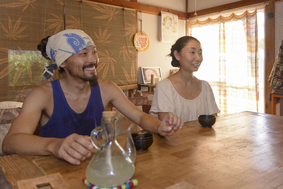 移住者の本音をのぞき見 その1  宮城から移住して5年目 渋谷さんご一家