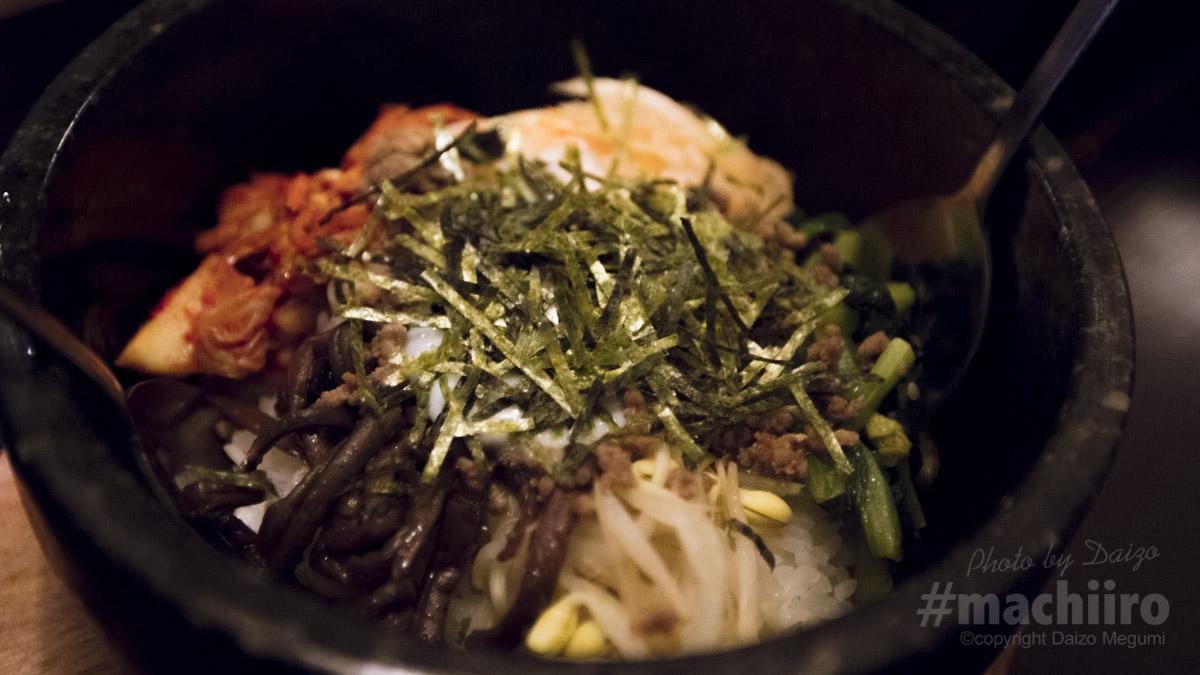 ソウルキッチンTAOで本格韓国料理ランチ