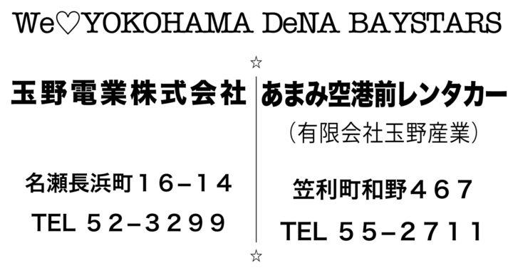 We Love 横浜DeNAベイスターズ #12
