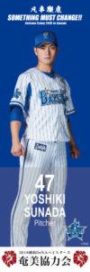 横浜DeNAベイスターズ 選手のぼり旗 画像