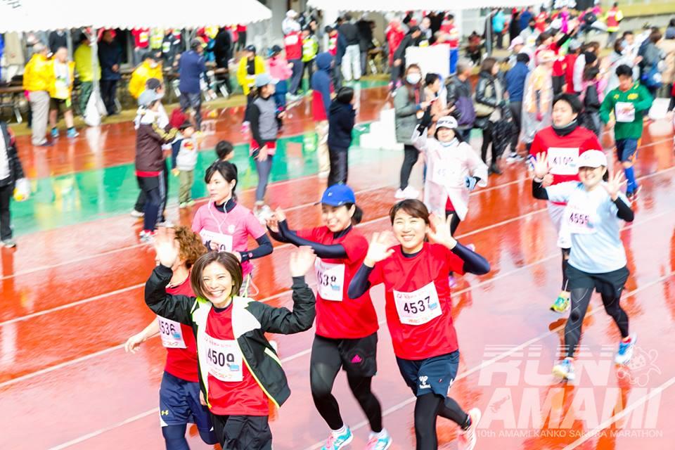 桜マラソンフォトレポートを掲載します♫