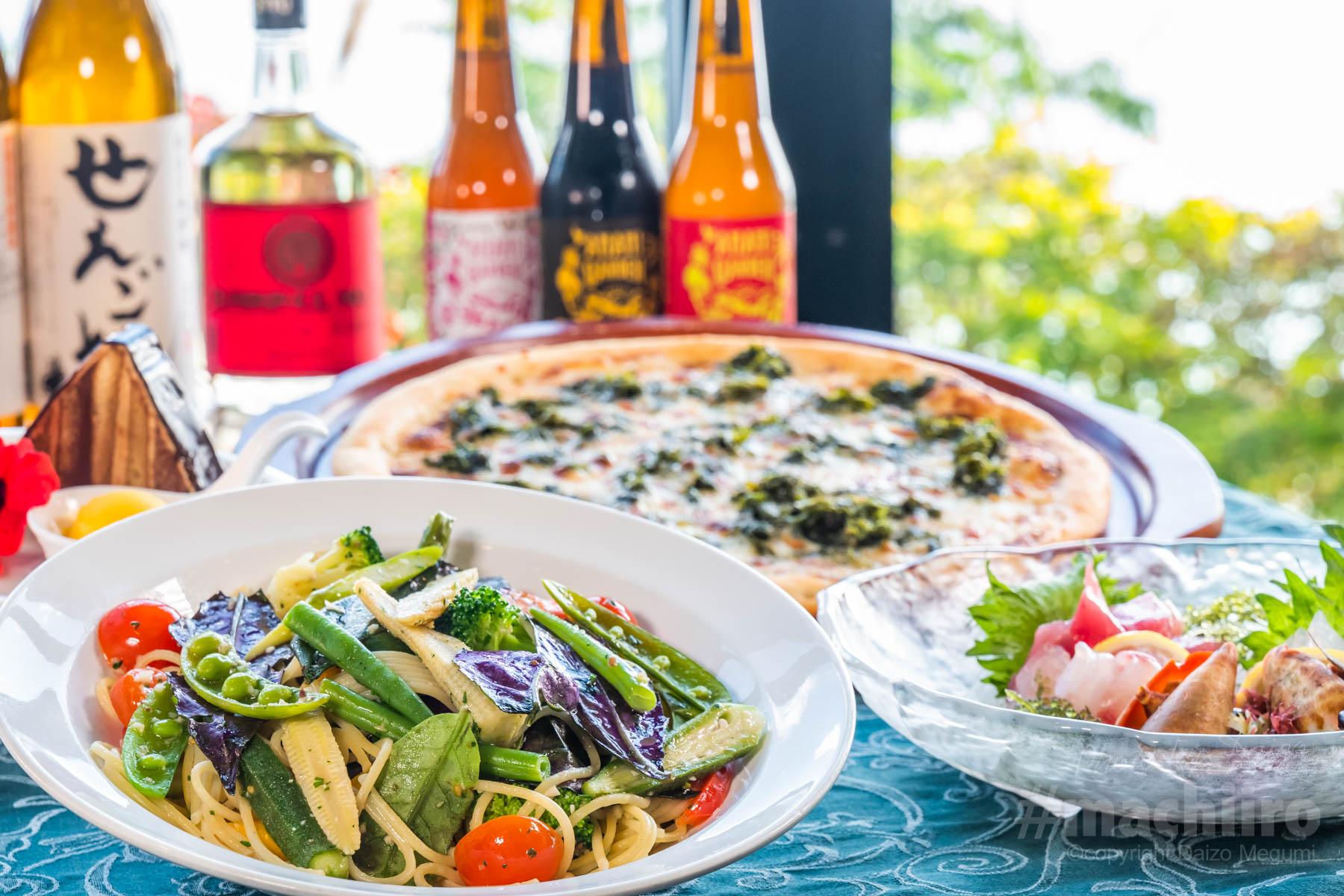 レストラン「forest」料理写真