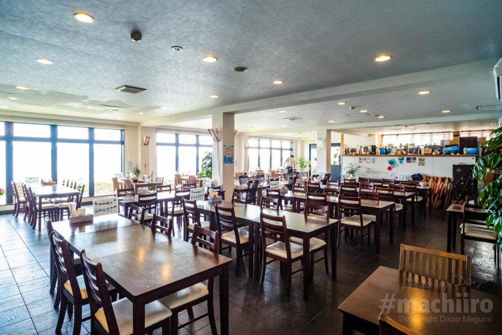 レストラン「forest」 店内写真