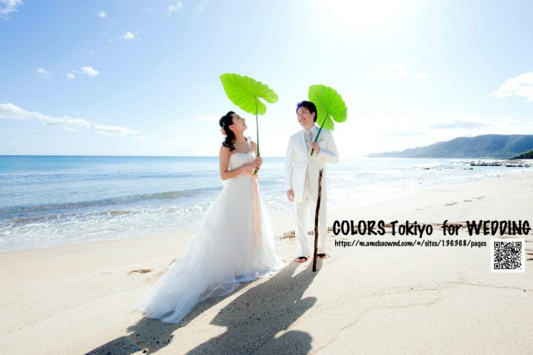 奄美大島ウェディング特集 COLORS for wedding 画像