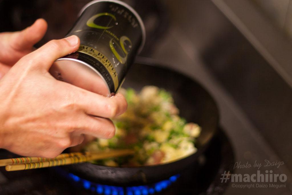 マチイロレシピ 沖縄料理 ゴーヤチャンプルのレシピ写真