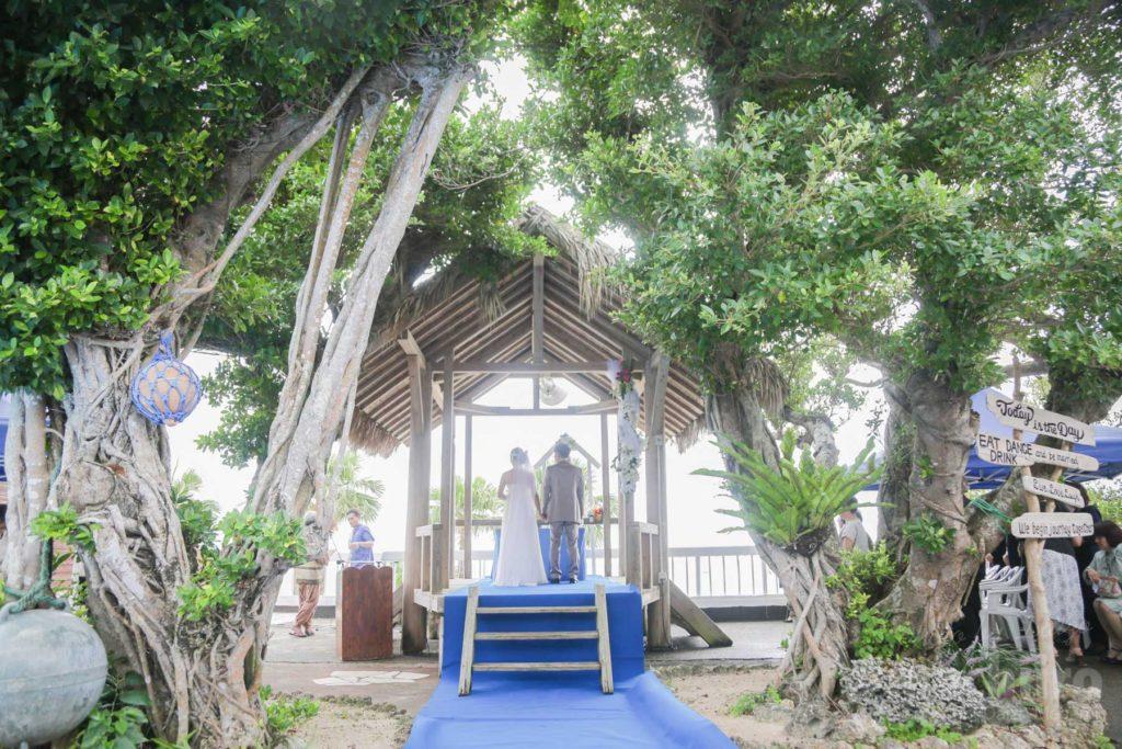 奄美大島 ウェディング特集 奄美リゾートウエディングばしゃ山村 SiNERIA写真