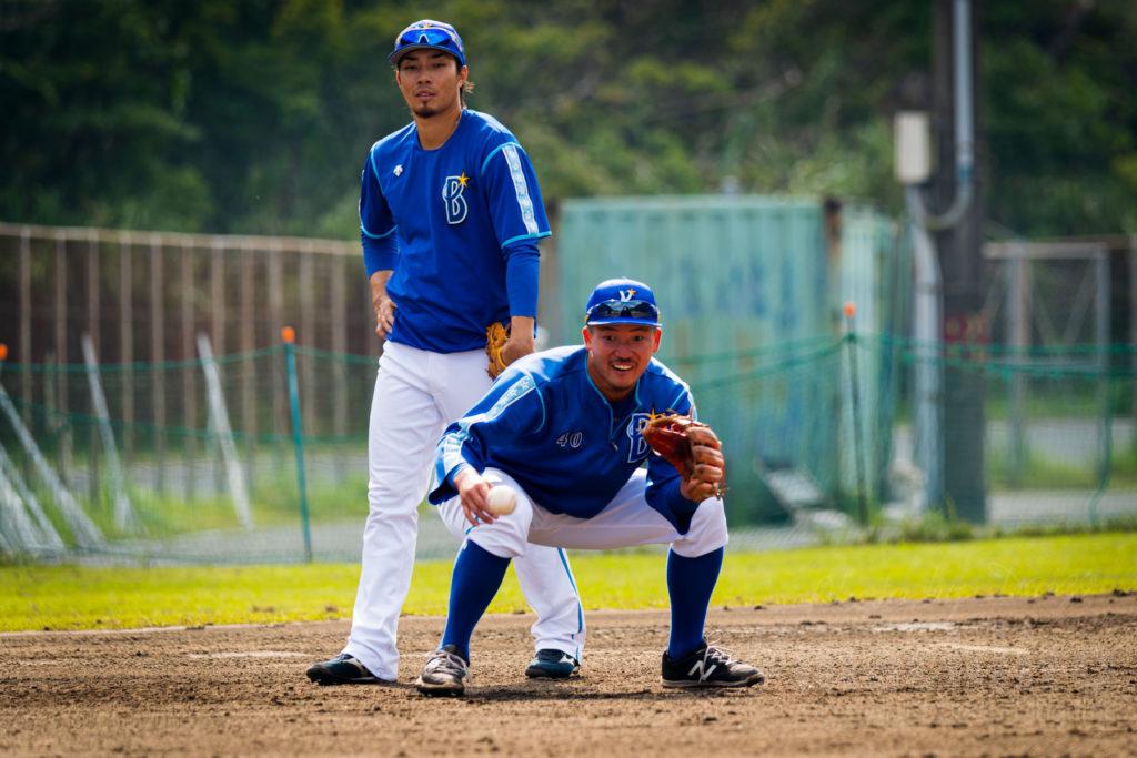 横浜DeNAベイスターズ2019年秋季キャンプin奄美