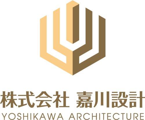 嘉川設計ロゴ