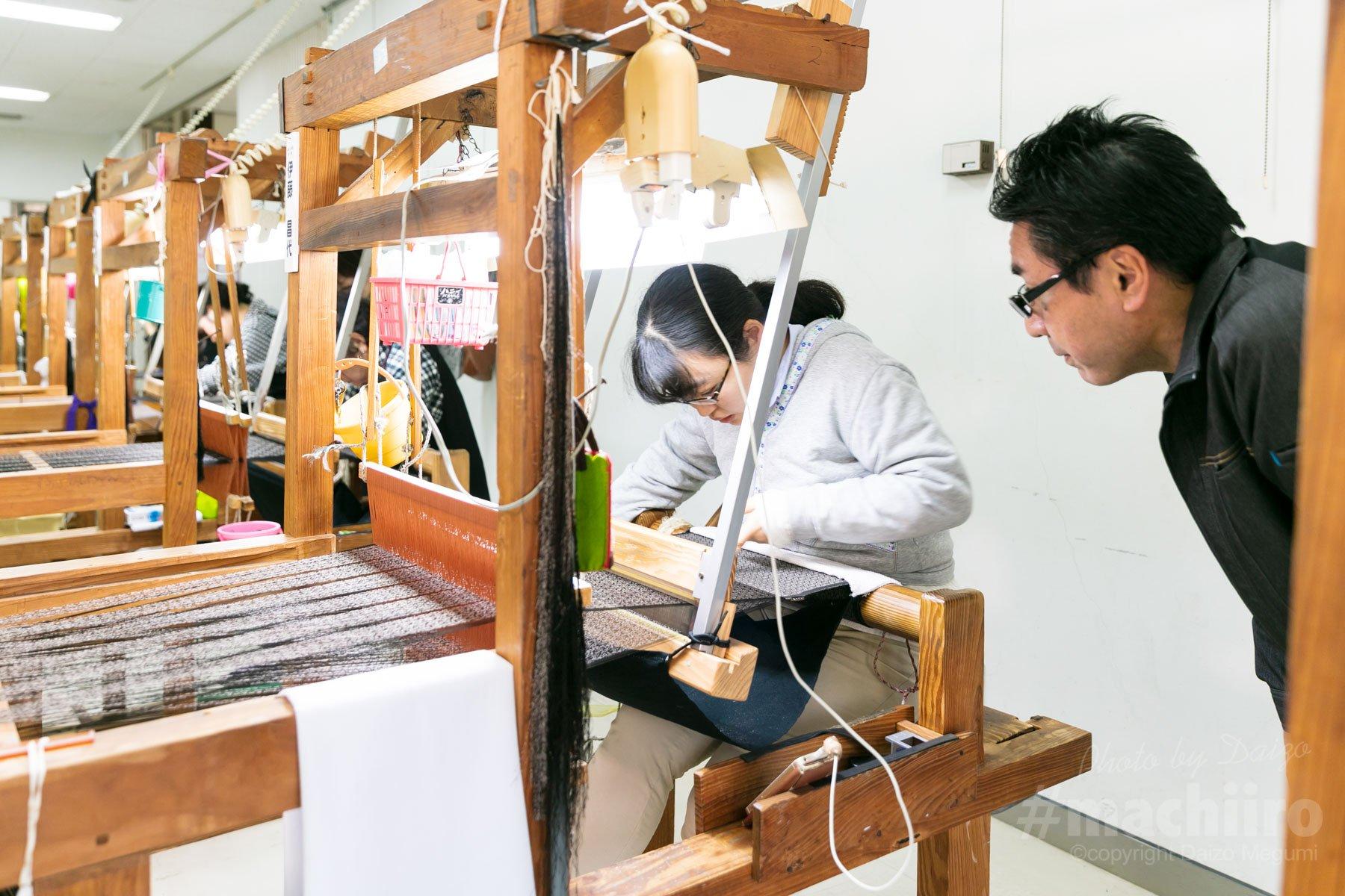 奄美探訪 大島紬 8