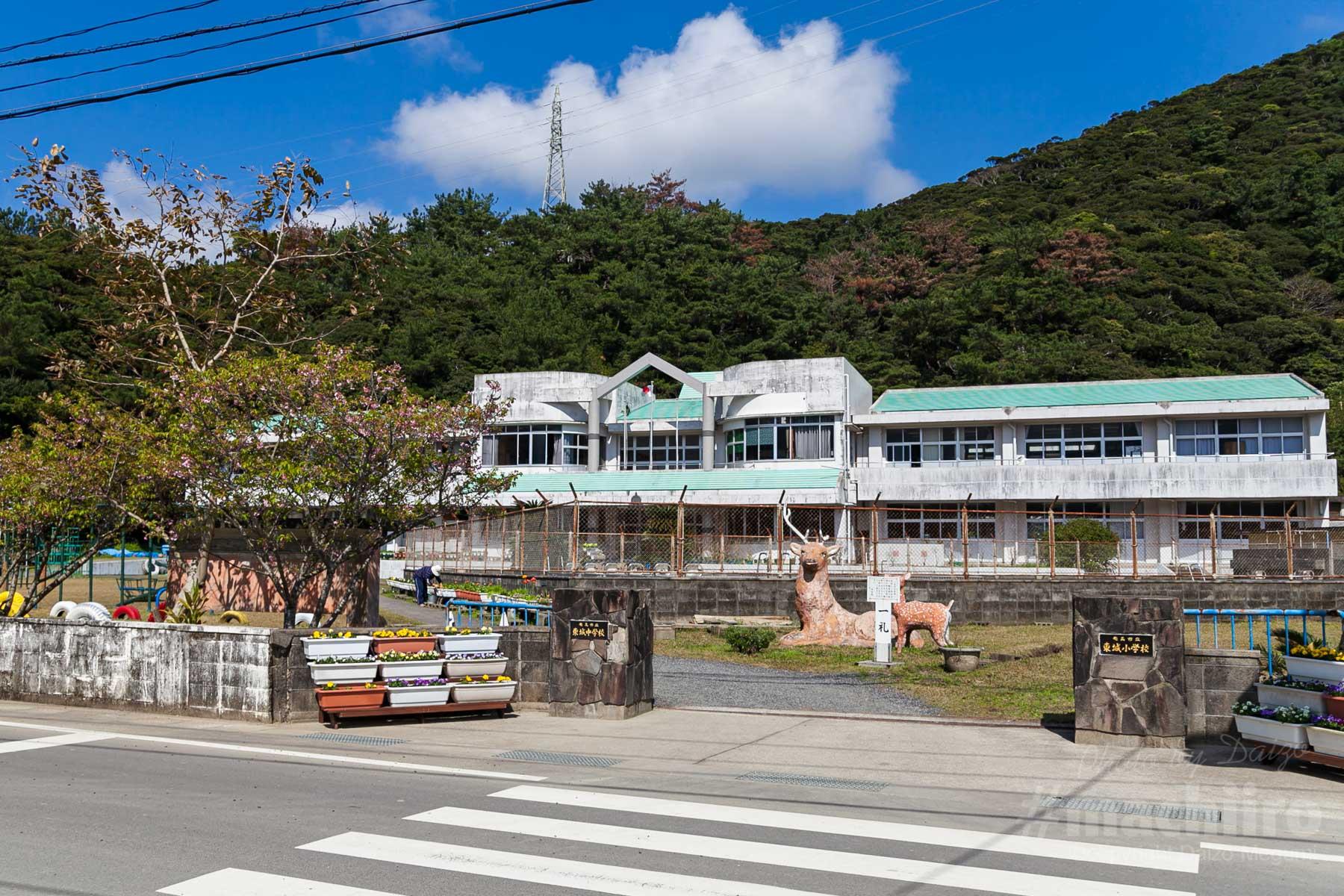 奄美探訪 東城小学校 0016
