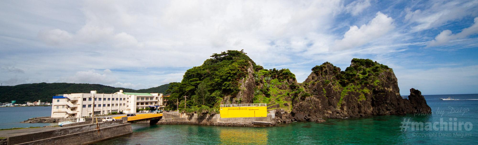 奄美探訪 山羊島 Machiiro バナー 1
