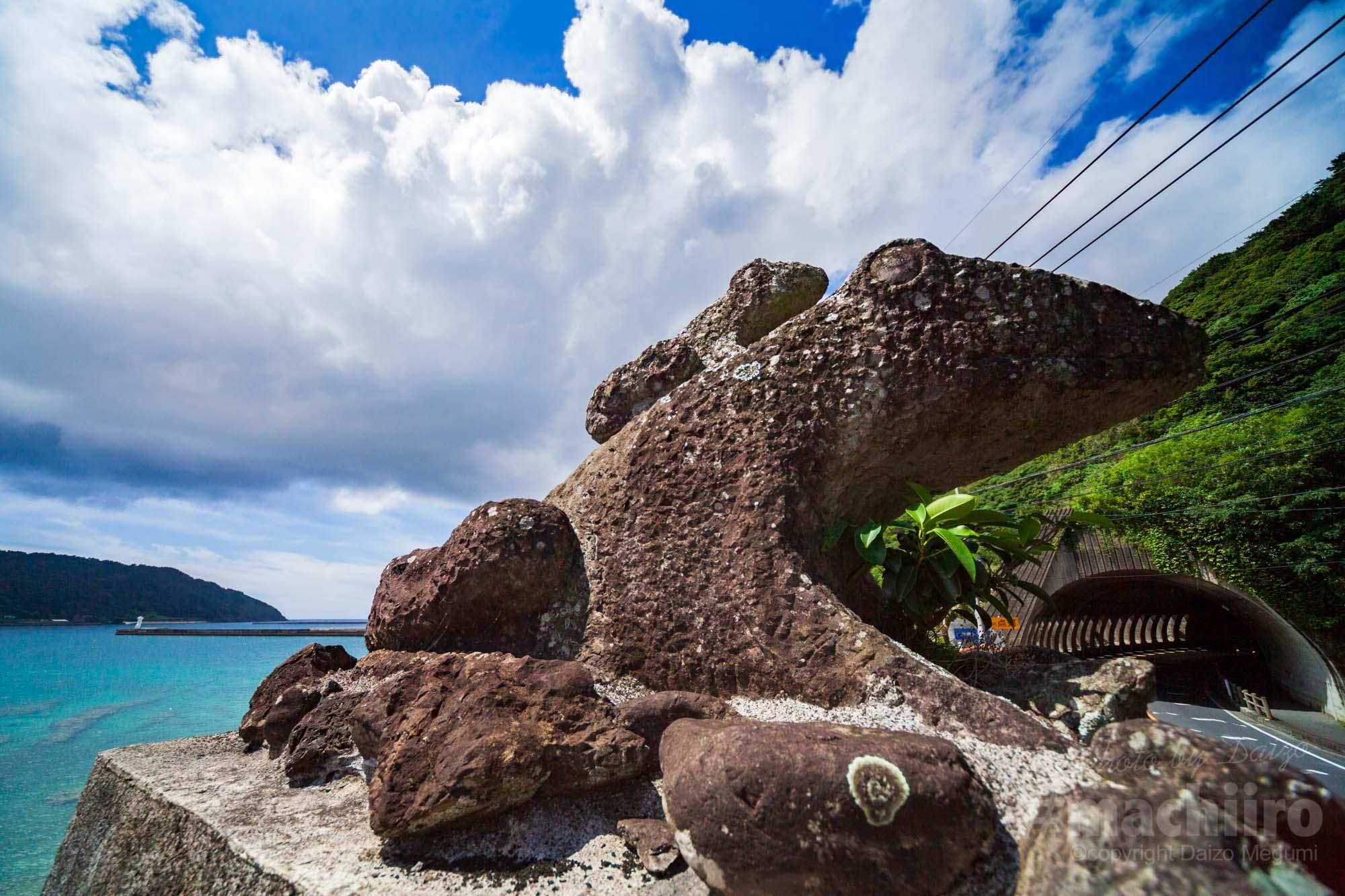 奄美探訪 旧山羊島ホテル Machiiro 記事写真 2