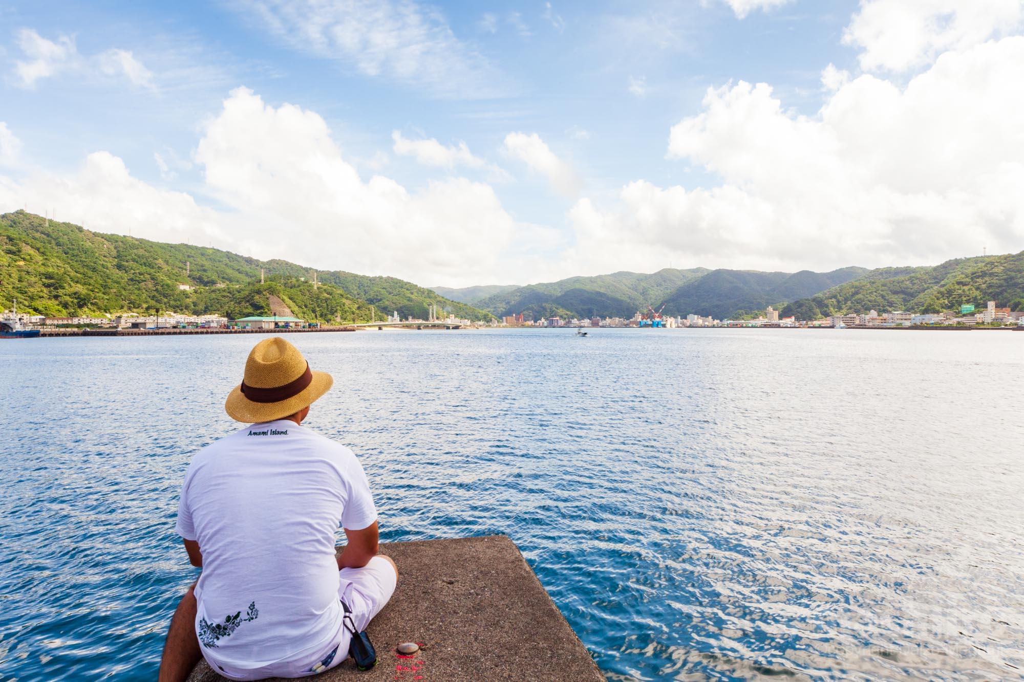 奄美探訪 旧山羊島ホテル Machiiro 記事写真 4