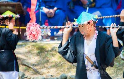 歩きすととうだひでひとの奄美探訪 諸鈍シバヤ 平家落人伝説 Machiiro 9