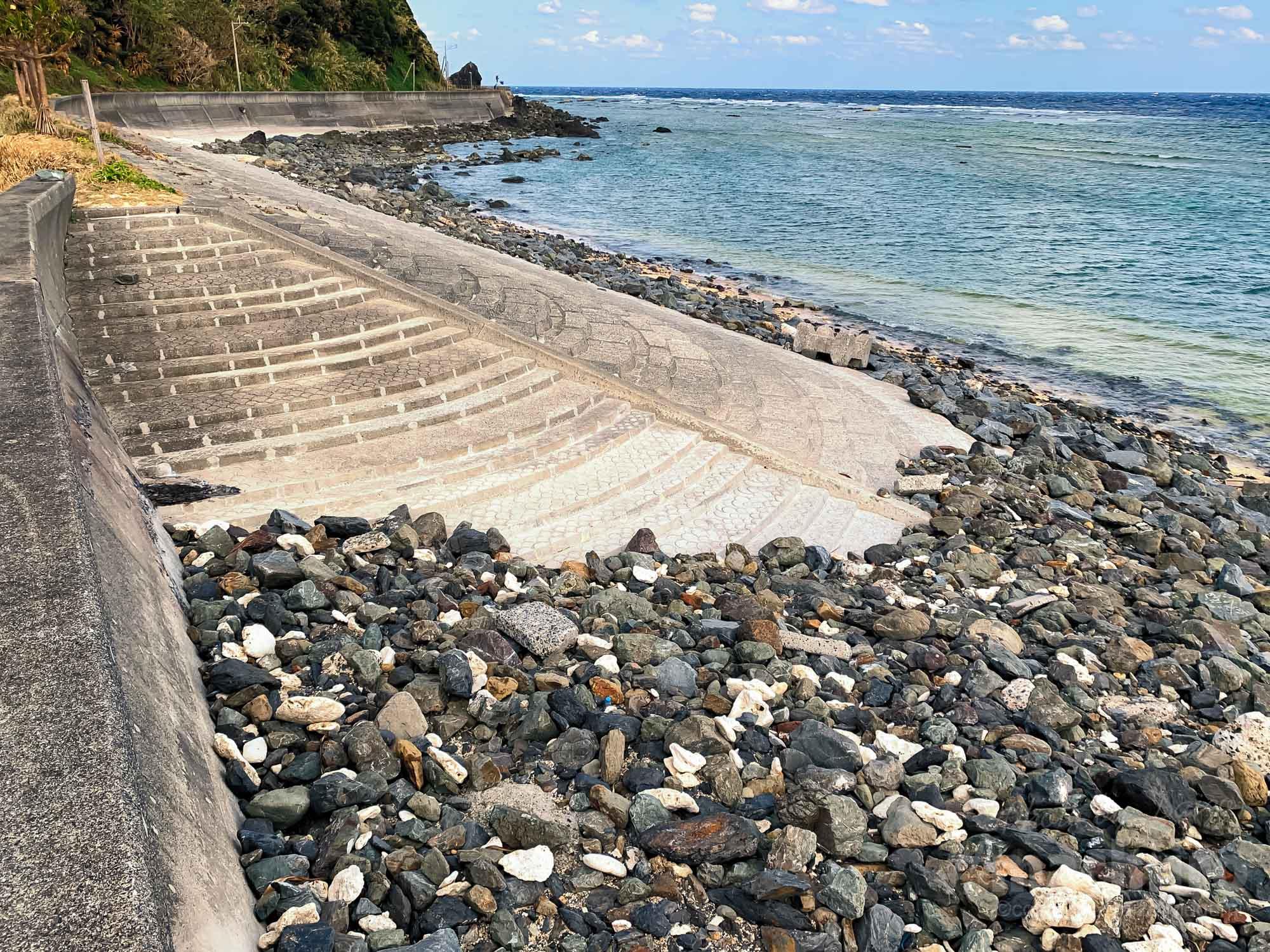 用海岸調査 Machiiro 記事写真 5
