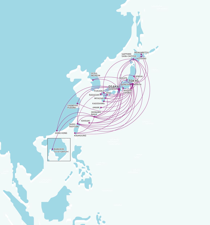 peach路線図 en