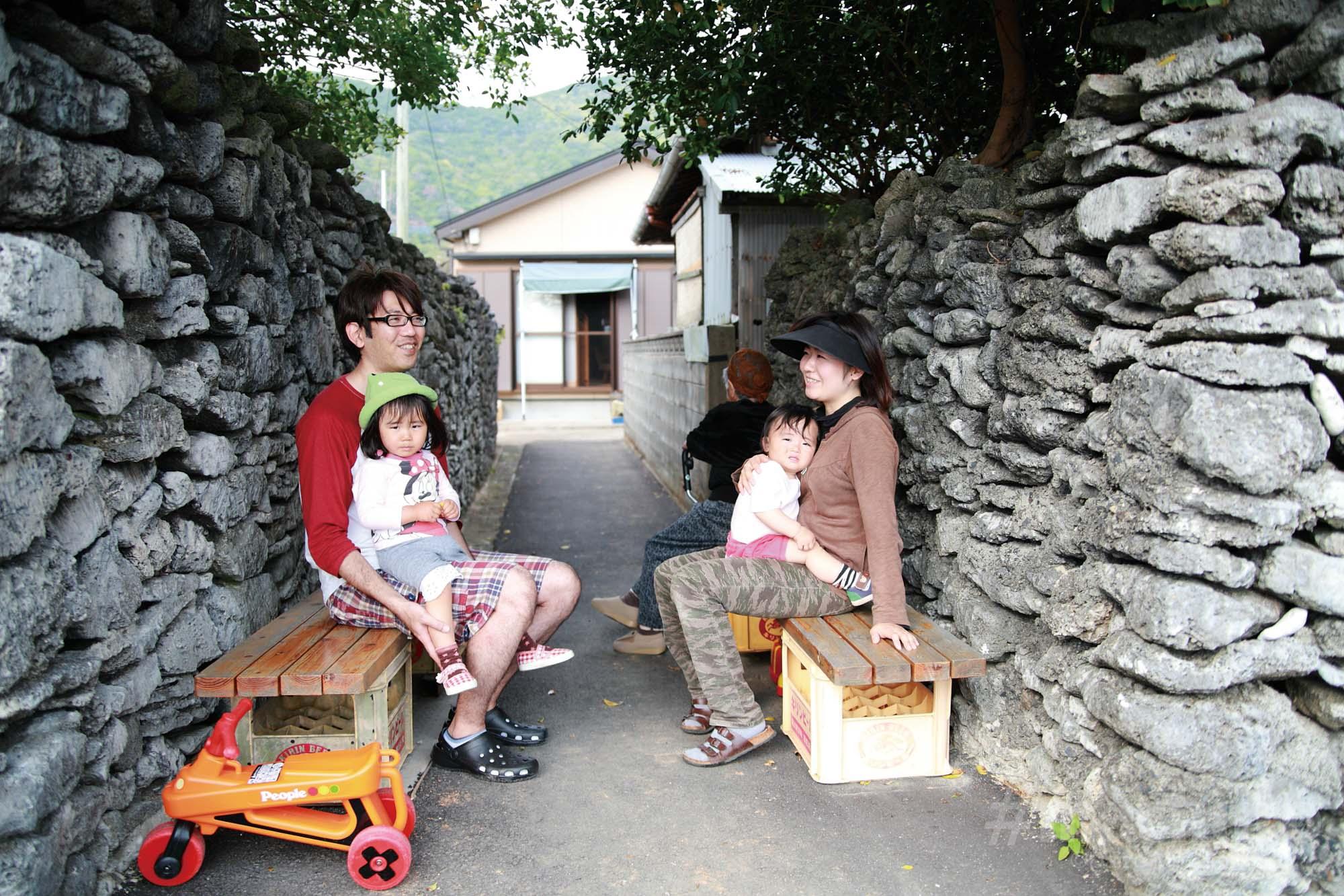 奄美探訪 西古見集落 machiiro 記事写真 6